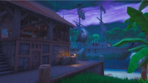 Fortnite Battle Royale Screenshot