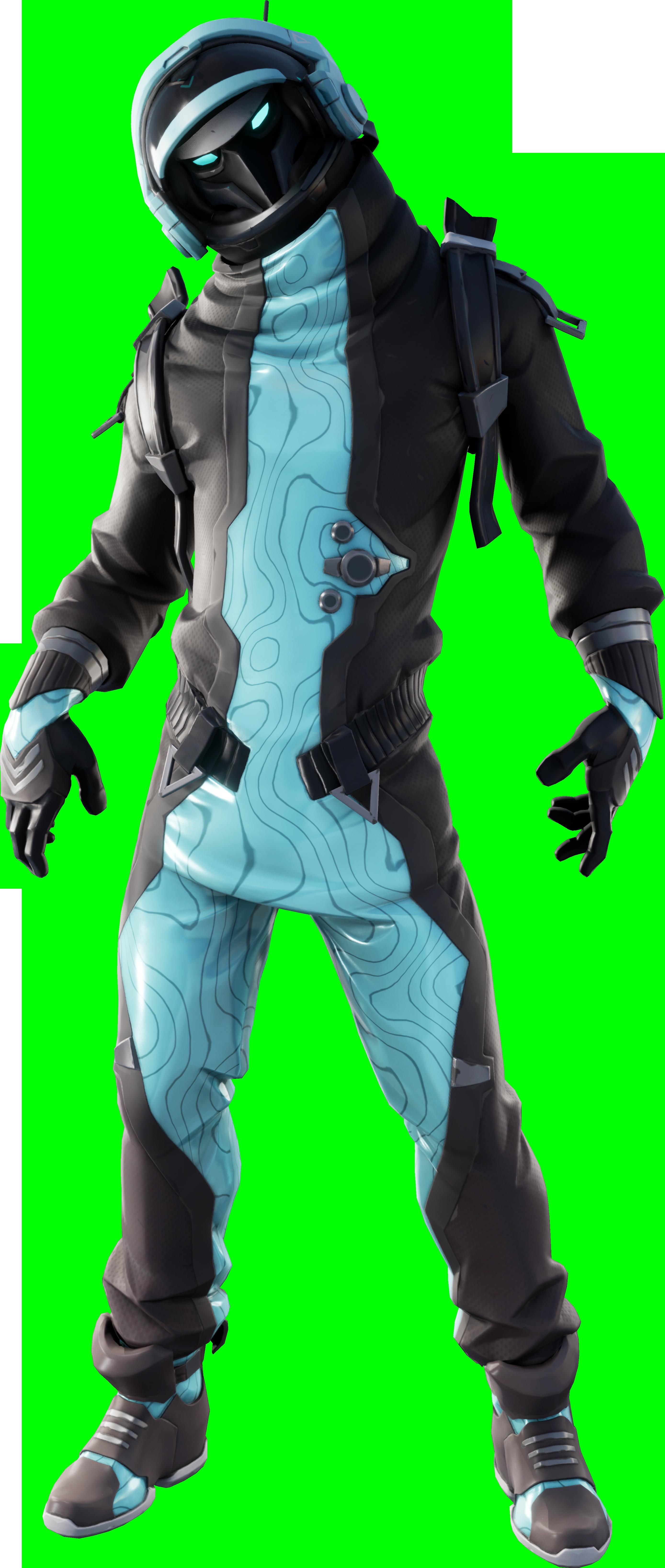 Fortnite Season X All Battle Pass Skins